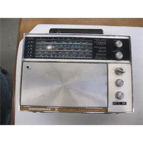 MASTERWORK SHORTWAVE MARINE RADIO