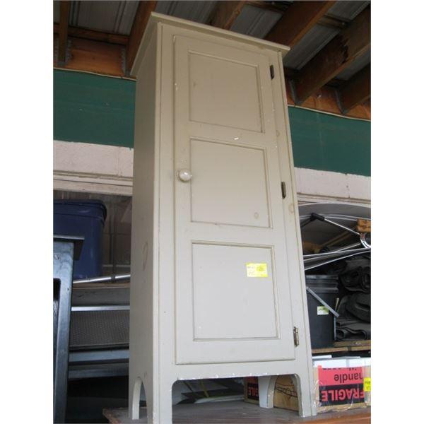 SINGLE DOOR NARROW CABINET