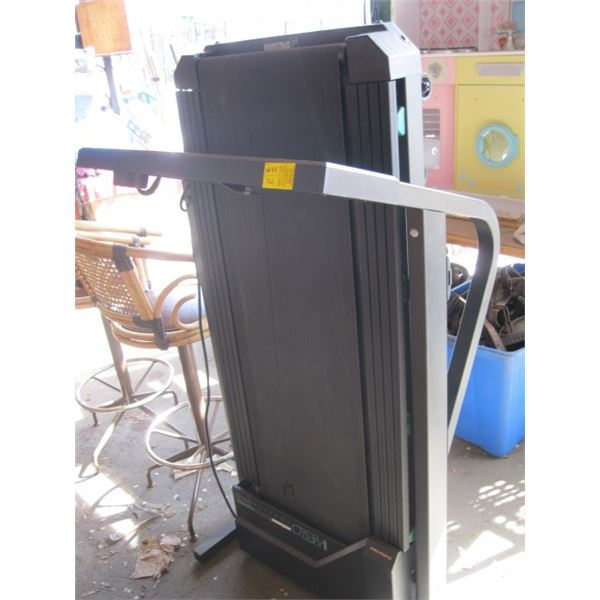 WESTLO CADENCE DX10 ELECTRIC TREADMILL