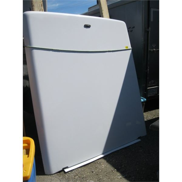 WHITE HARD TONNO COVER FOR PICK UP