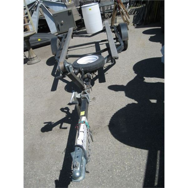 SMALL BOAT TRAILER WITH BC REGISTRATION