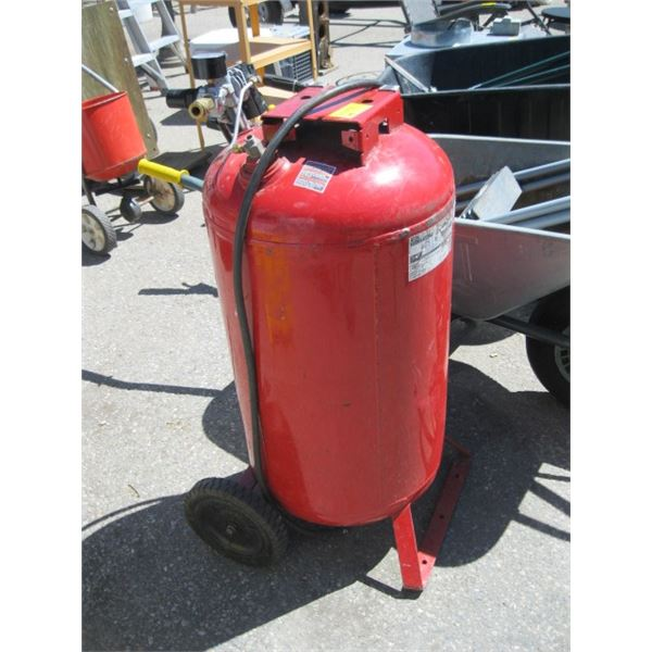 PORTER CABLE AIR TANK
