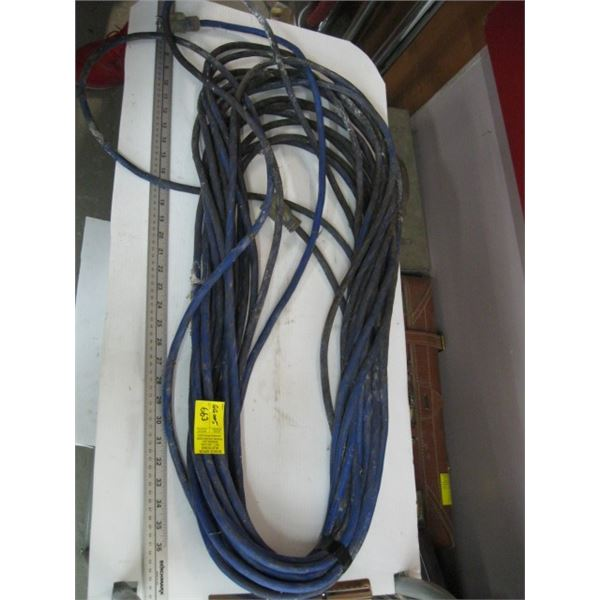 HEAVY DUTY BLUE EXTENSION CORD