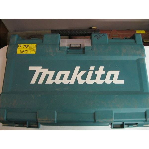 MAKITA 18V CORDLESS MULTI TOOL WITH CHARGER & 1 BATTERY