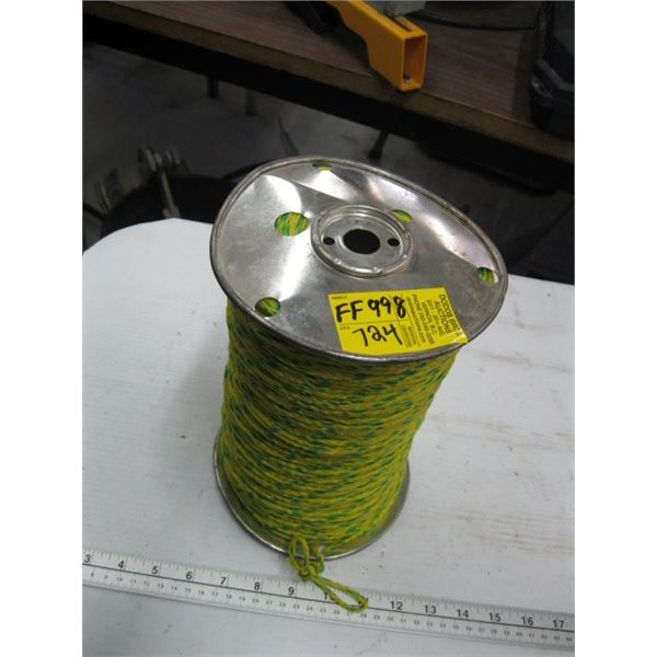 ROLL OF THIN ROPE
