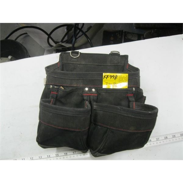 HUSKY NAIL/TOOL POUCH