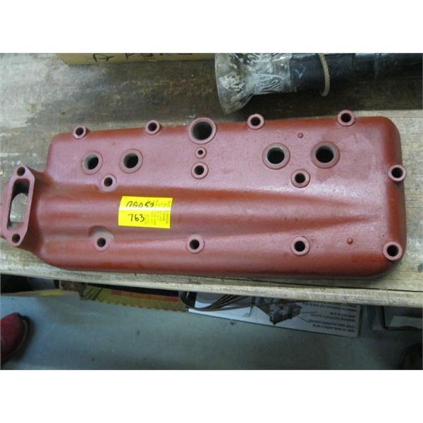 CYLINDER HEAD, RED