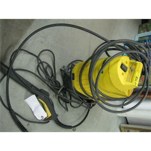 KARCHER ELECTRIC PRESSURE WASHER