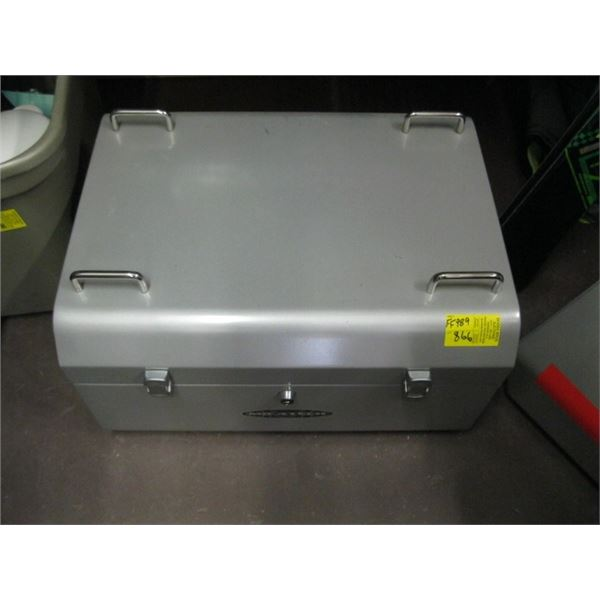 MICROTECH CENTER STORAGE COMPARTMENT FOR MOTORCYCLE