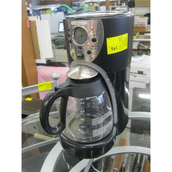 OYSTER ELECTRIC COFFEE MAKER