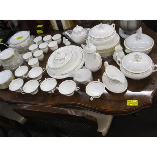 LG. LOT OF ROYAL WORCESTER CONTESSA DISHES