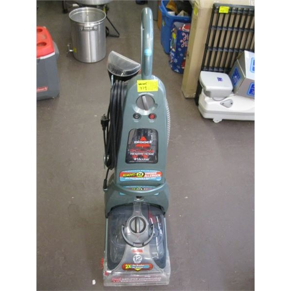 BISSEL PROHEAT DUAL DIRT LIFTER 12 AMP CARPET CLEANER