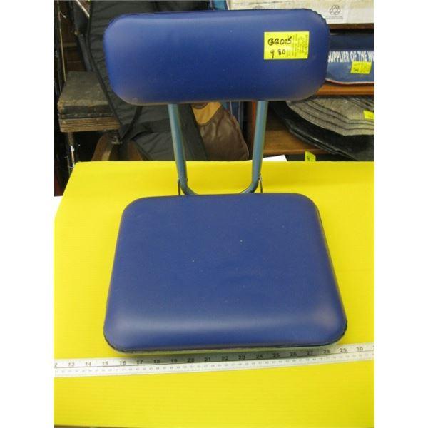 SWIVEL BOAT SEAT