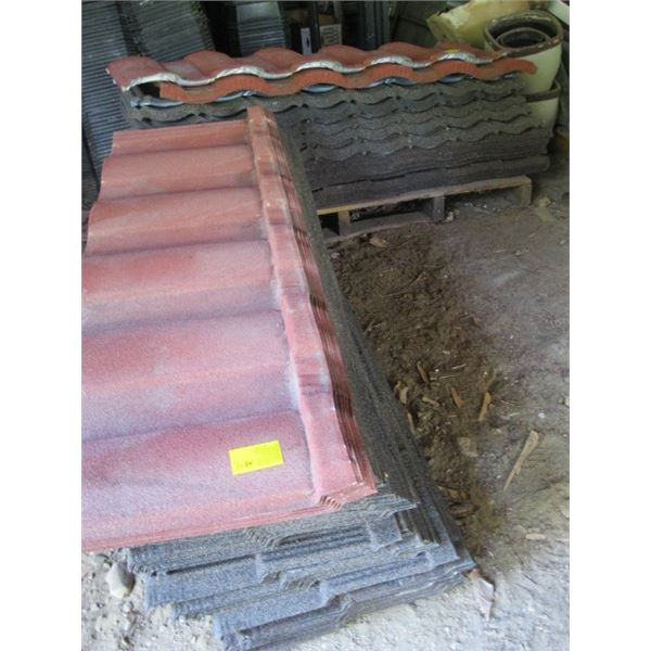 2 PALLETS OF ROOF SHINGLES, **ITEM OFF SITE, CALL FOR VIEWING APPOINTMENT**