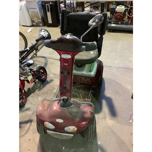 TRAILBLAZER ELECTRIC MOBILITY SCOOTER FOR PARTS & REPAIR