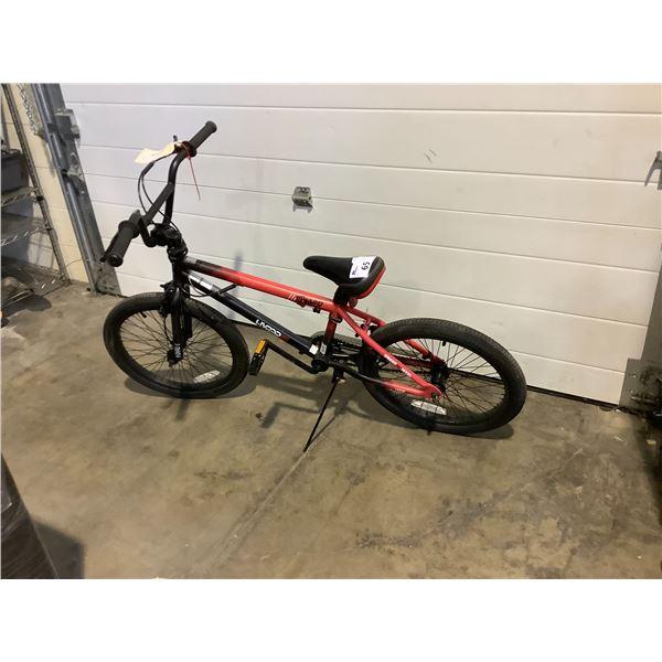 HYPER BIKE CO SPINNER BMX BIKE