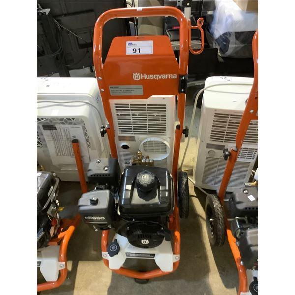 HUSQVARNA/BRIGGS & STRATTON CR950 3200 MAX PSI PRESSURE WASHER (UNKNOWN CONDITION)