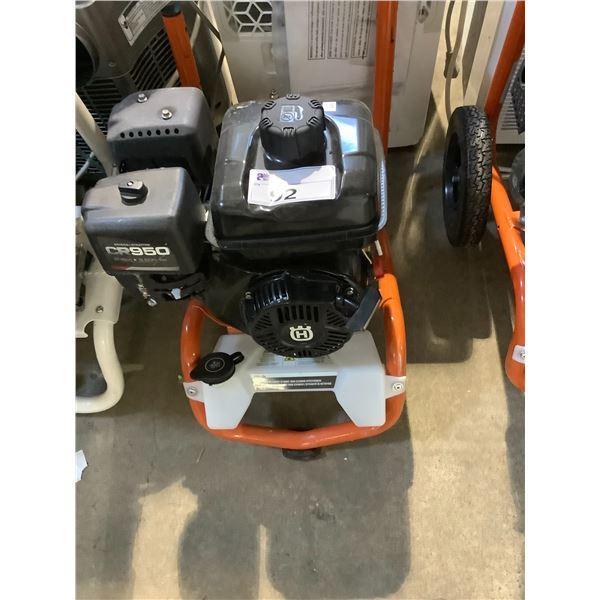 HUSQVARNA/BRIGGS & STRATTON CR950 3200 MAX PSI PRESSURE WASHER (UNKNOWN CONDITION) PARTS/REPAIR