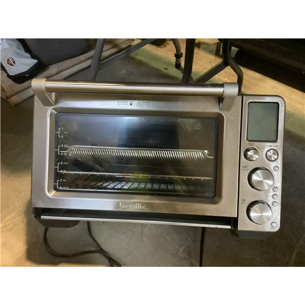 BREVILLE STAINLESS STEEL TOASTER OVEN