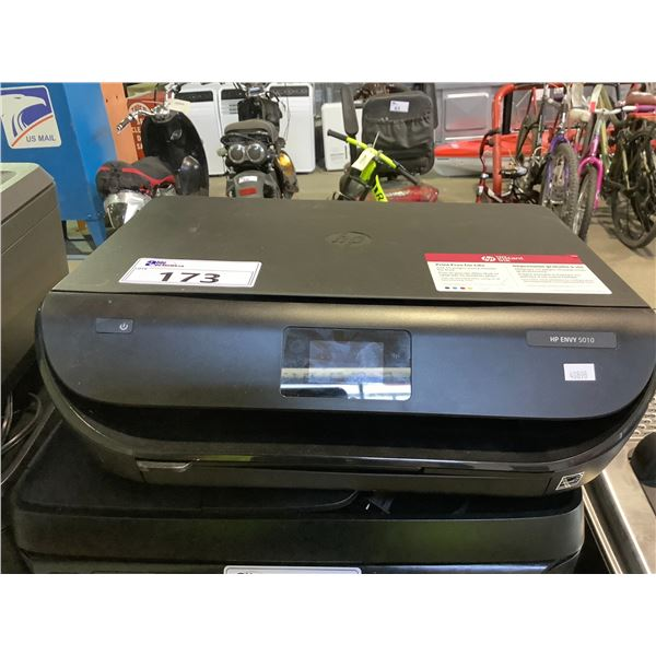 HP ENVY 5010 ALL-IN-ONE PRINTER (NO POWER CORD)
