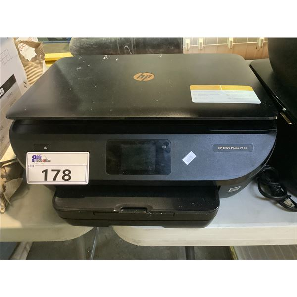 HP ENVY PHOTO 7155 ALL-IN-ONE PRINTER (WITH POWER CORD)