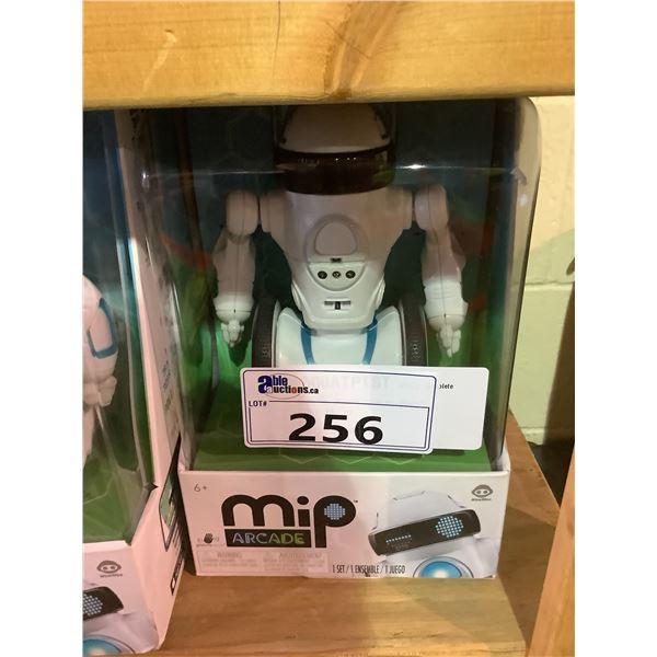 2 WOWWEE MIP ARCADE ROBOTS
