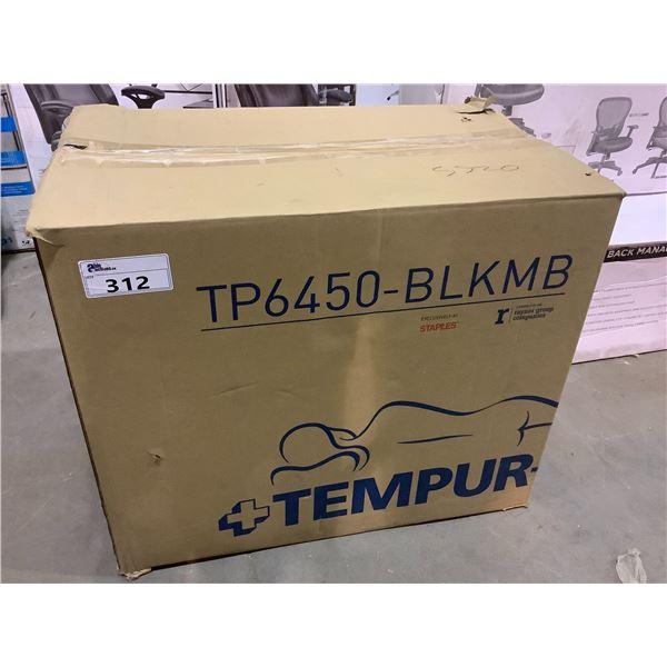 TEMPUR-PEDIC TP6540-BLKMB CHAIR