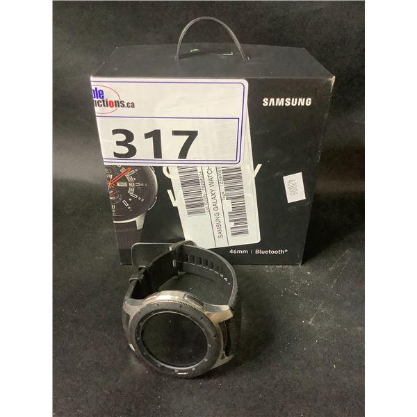 SAMSUNG GALAXY WATCH 46MM (BLUETOOTH, WIFI, GPS)