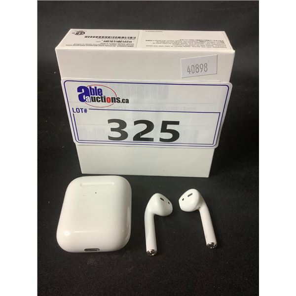 APPLE 2ND GENERATION AIRPODS