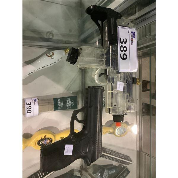 2 AIRSOFT GUNS