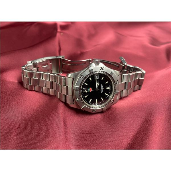 AUTHENTIC TAG HEUER PROFESSIONAL WRISTWATCH