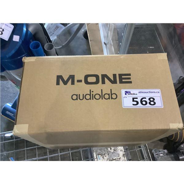 M-ONE AUDIO LAB AMPLIFIER