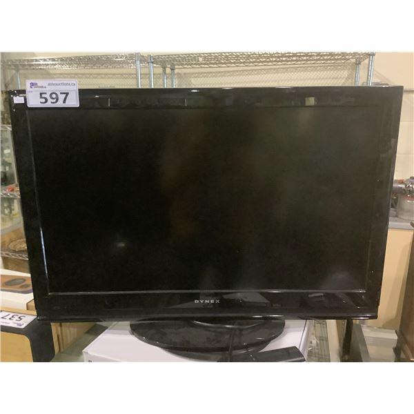 "DYNEX 32"" HDTV MODEL DX-32L200A12 (NO REMOTE)"