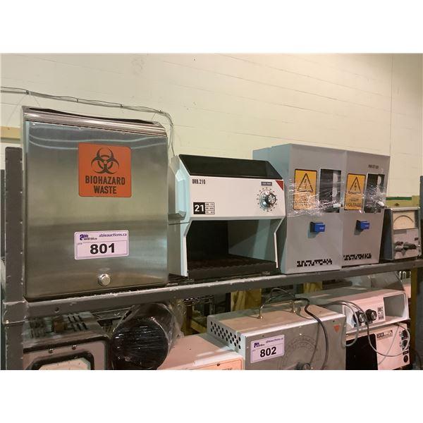 SET DEC ELECTRICAL BOXES & METERS