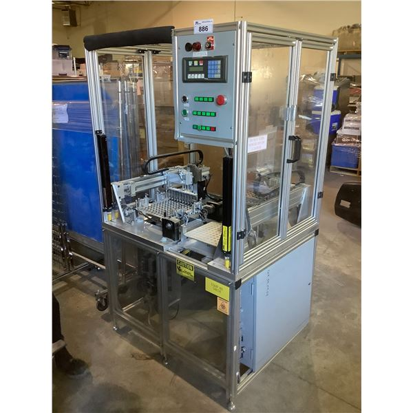 LARGE SET DEC MACHINERY WITH CONTROL PANEL