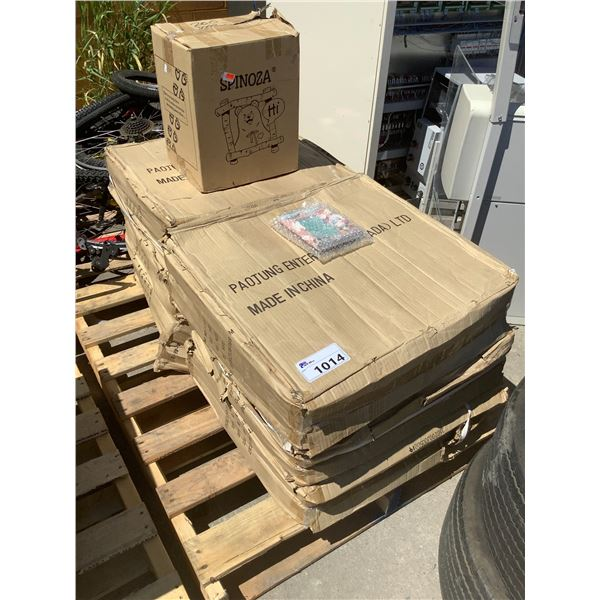 PALLET OF ASSORTED PICTURE FRAMES