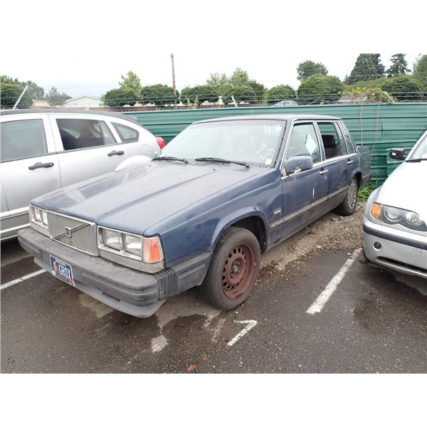 1989 Volvo 740GL