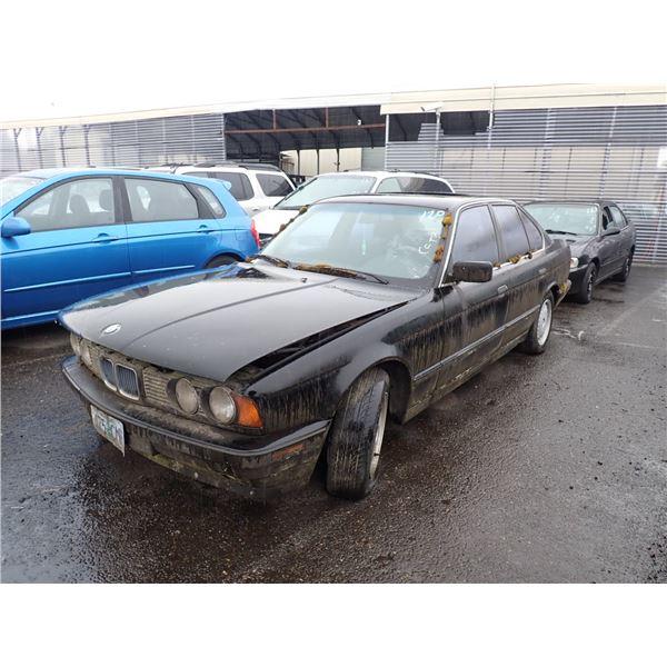 1993 BMW 525i