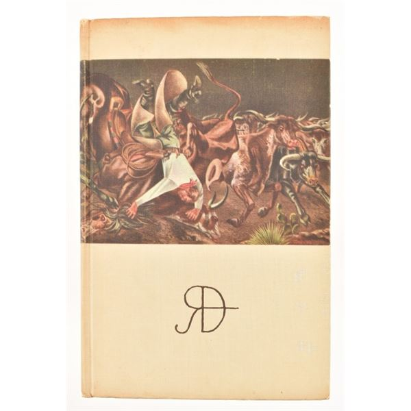 """The Longhorns"" by J. Frank Dobie"