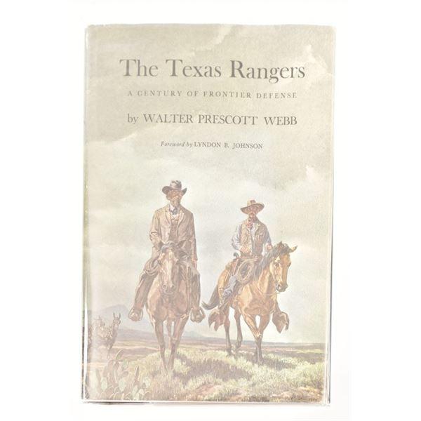 """The Texas Rangers"" by Walter Prescott Webb"