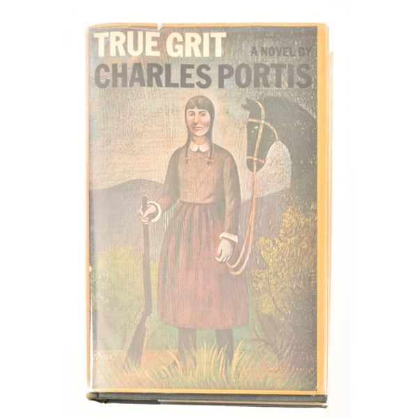 """""""True Grit"""" by Charles Portis"""
