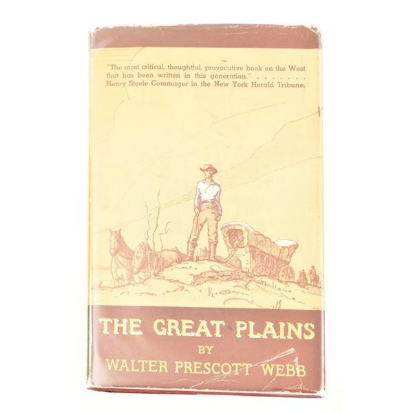 """The Great Plains"" by Walter Prescott Webb"