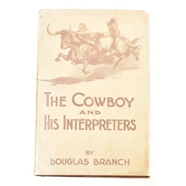"""The Cowboy and His Interpreters"", Douglas Branch"