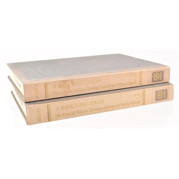 """A Ranching Saga"" Volumes I & II"