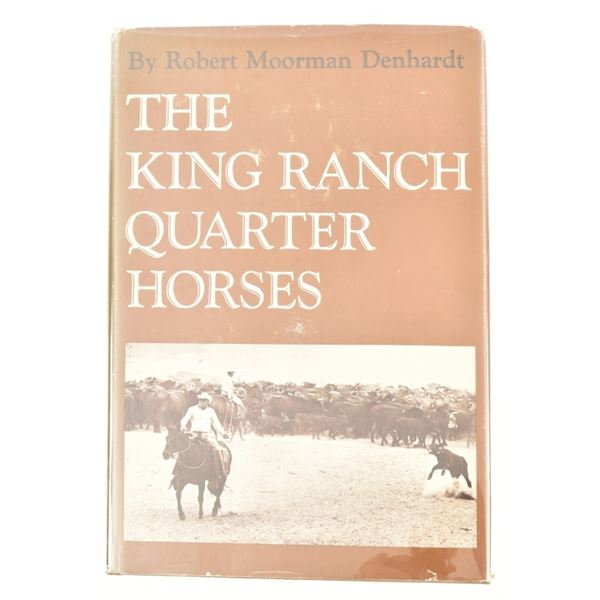 """The King Ranch Quarter Horses"""