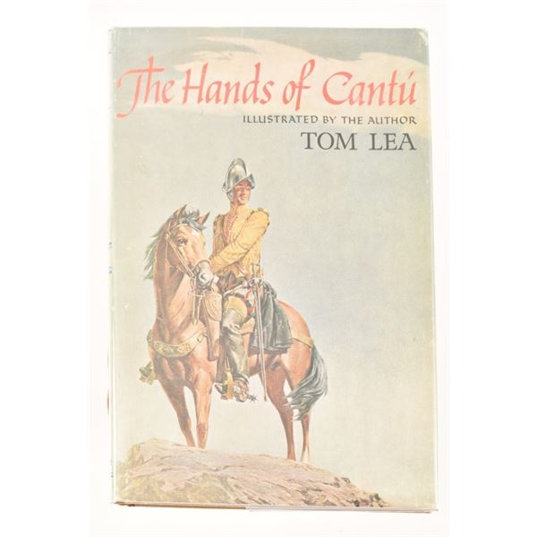 """""""The Hands of Cantu"""" by Tom Lea"""