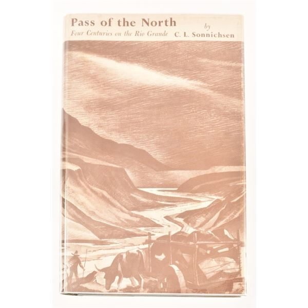 """""""Pass of the North"""" by C.L. Sonnichsen"""