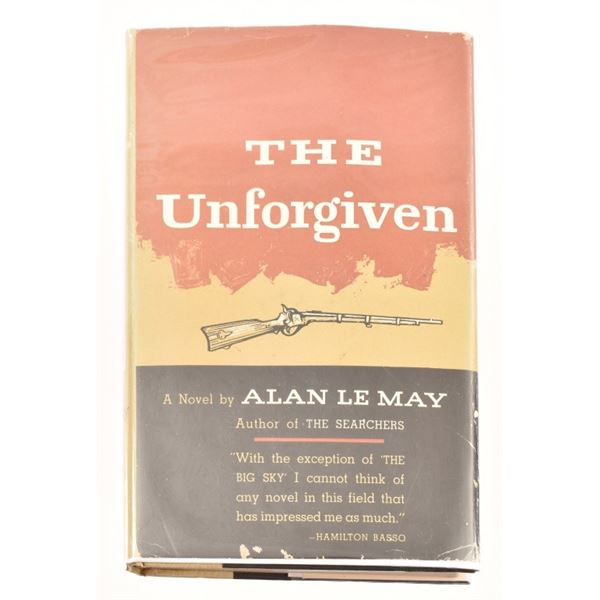 """""""The Unforgiven"""" by Alan Le May"""