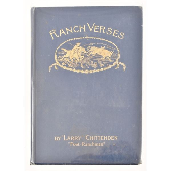 """""""Ranch Verses"""" by Larry Chittenden"""