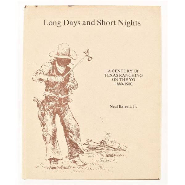 """""""Long Days and Short Nights"""" by Neal Barrett Jr."""